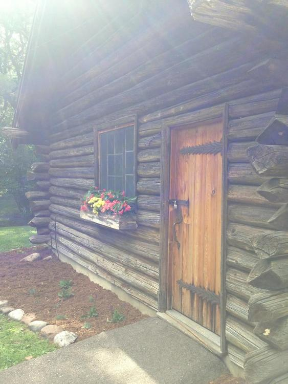 Photo: Old Log Theater.