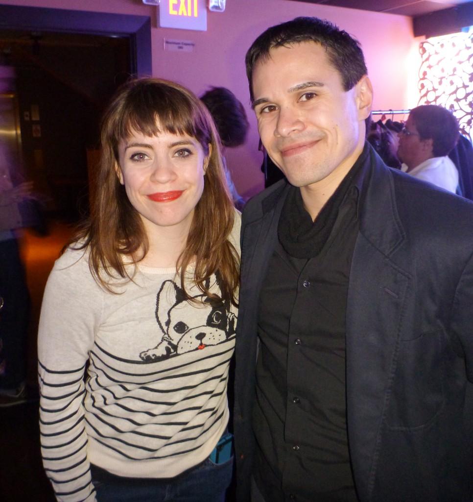 Megan Stern and Basil Considine
